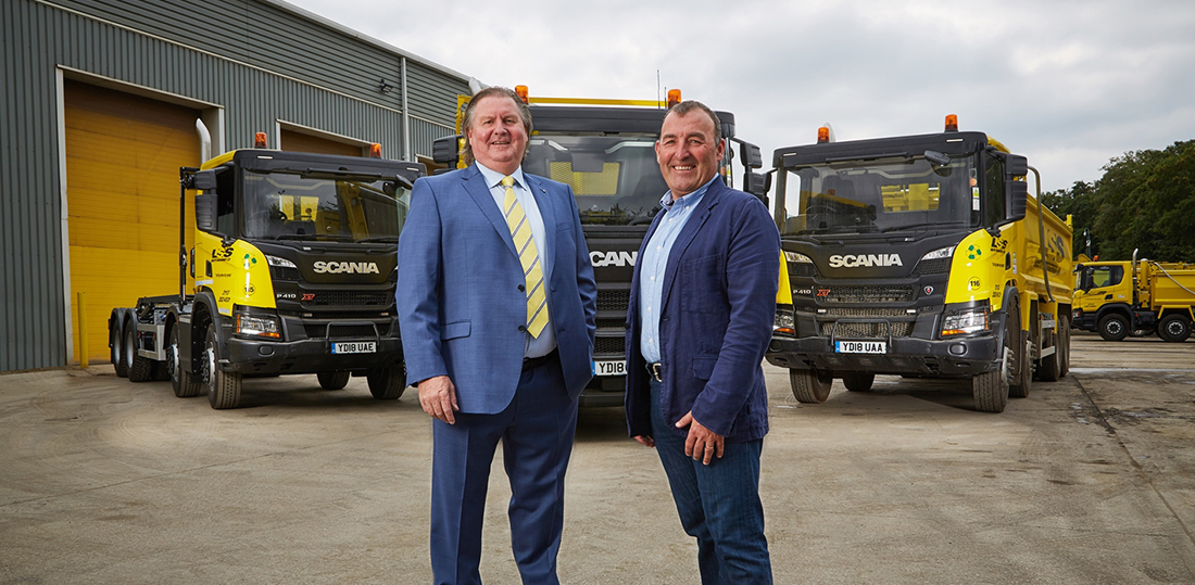 LSS INVESTS £2.4MILLION IN FLEET EXPANSION